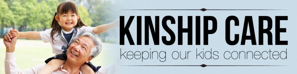 Kinship Care portal banner