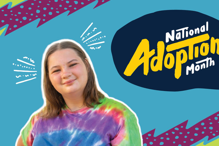 2020 Adoption Month