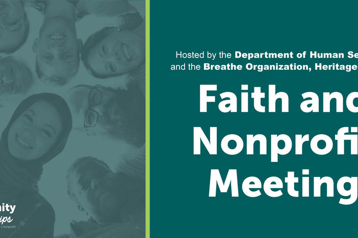 Faith & Nonprofit